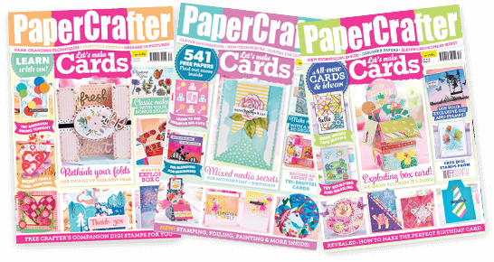 PaperCrafter Magazine images